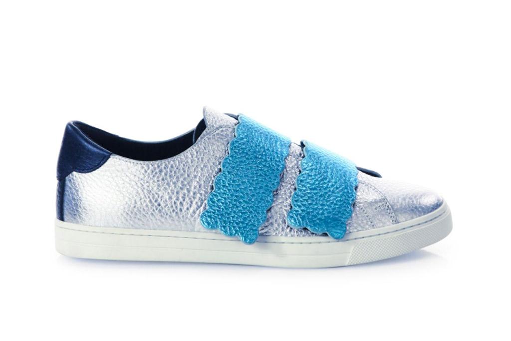 Fendi Velcro Sneaker