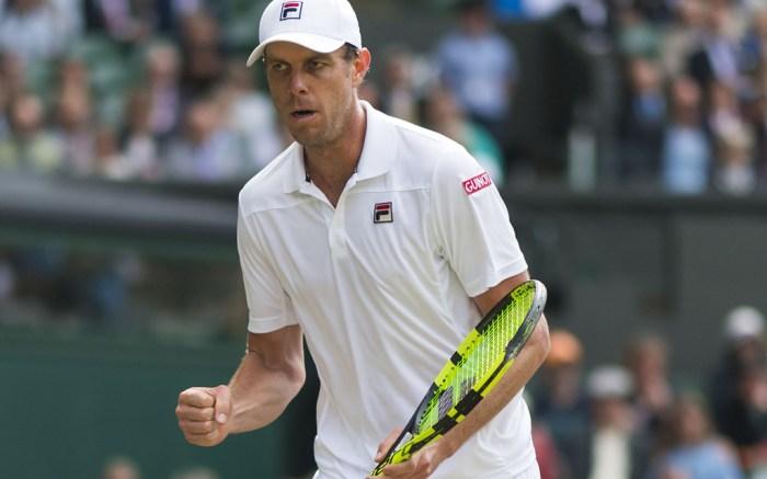 Sam Querrey Wimbledon