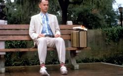 """Tom Hanks in """"Forrest Gump,"""" 1994,"""