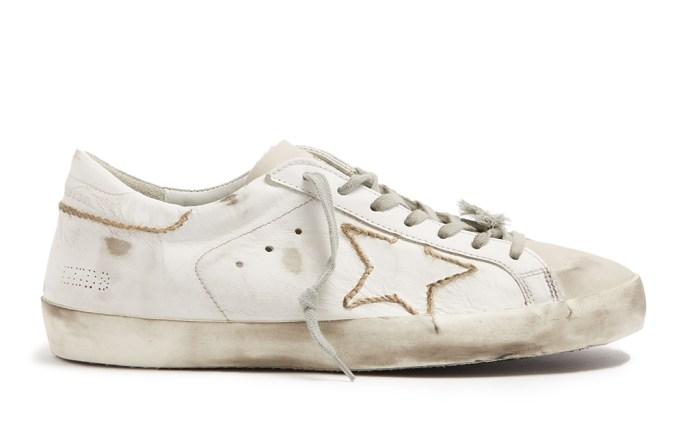 Golden Goose Super Star Leather