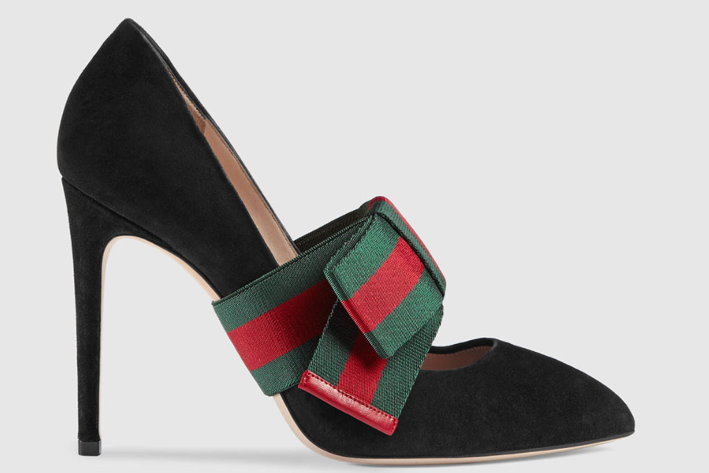 These New Classic Gucci Pumps Come With