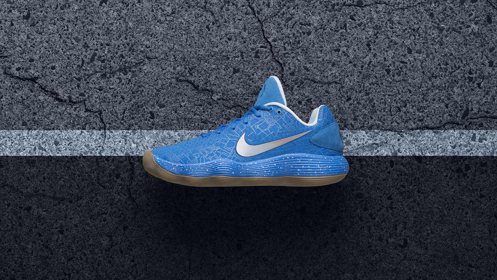Nike HyperFam hyperdunk low basketball shoes
