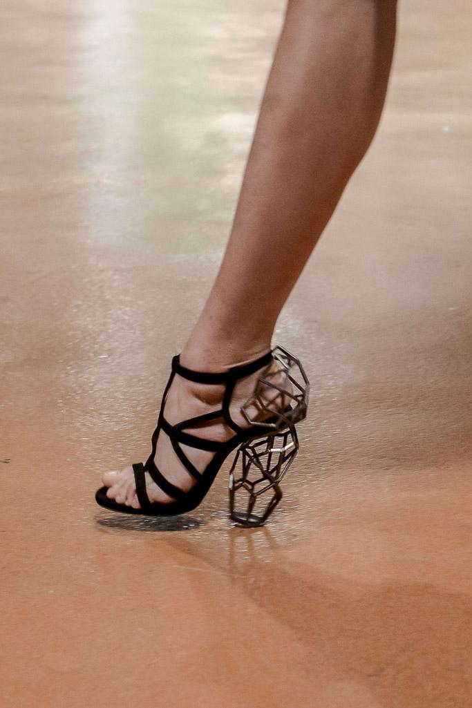 Iris van Herpern, shoes