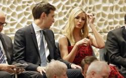 Ivanka Trump in Germany: Style