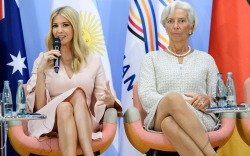 Ivanka Trump in Germany: Day 2 Style
