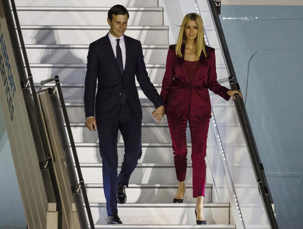 Ivanka Trump, Jared Kushner, Poland