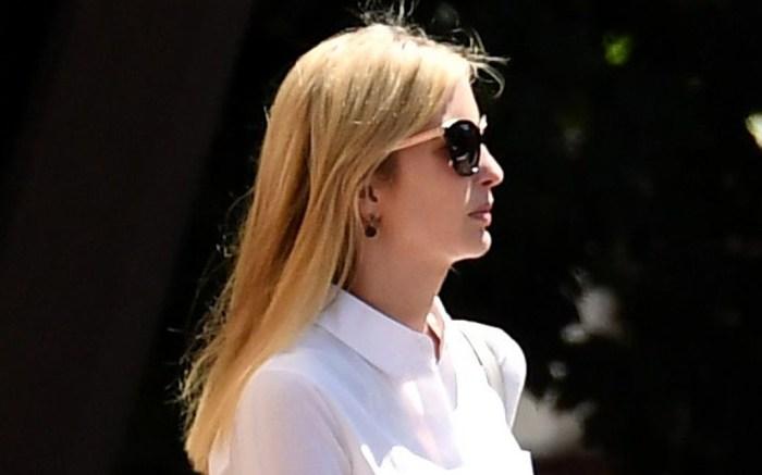Ivanka Trump, Sun Valley