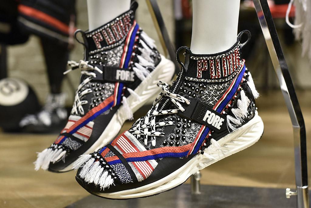 Jahnkoy Puma Sneakers