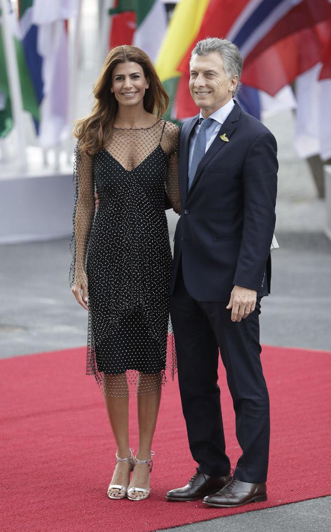 argentina, Juliana Awada, first lady, fashion, style, dress
