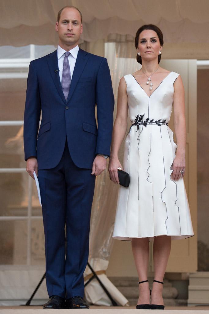 Kate Middleton, Poland, Prince William