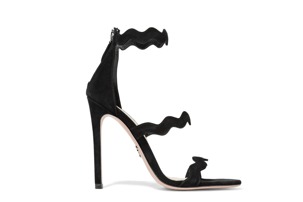 Kate Middleton, Sandals, Prada