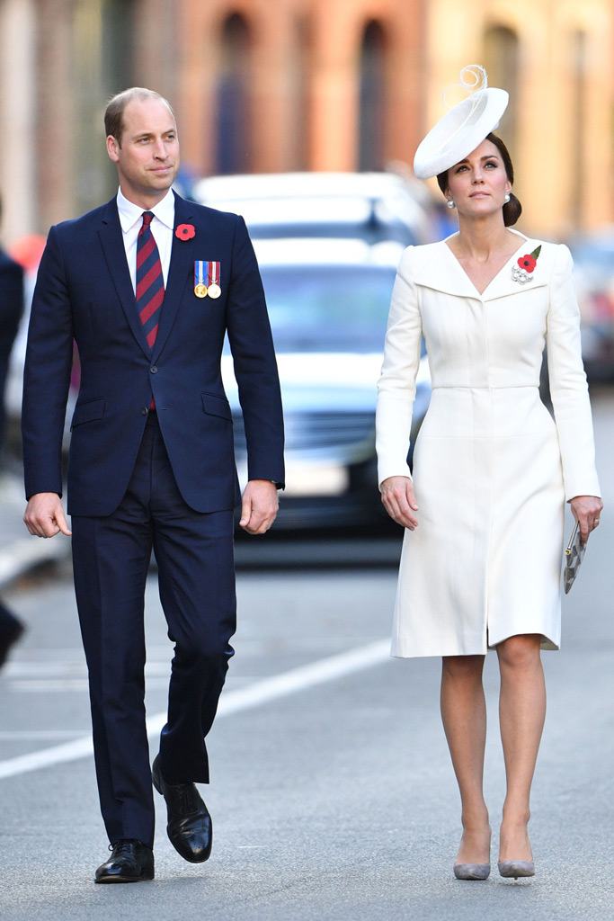 Prince William, Kate Middleton, Belgium