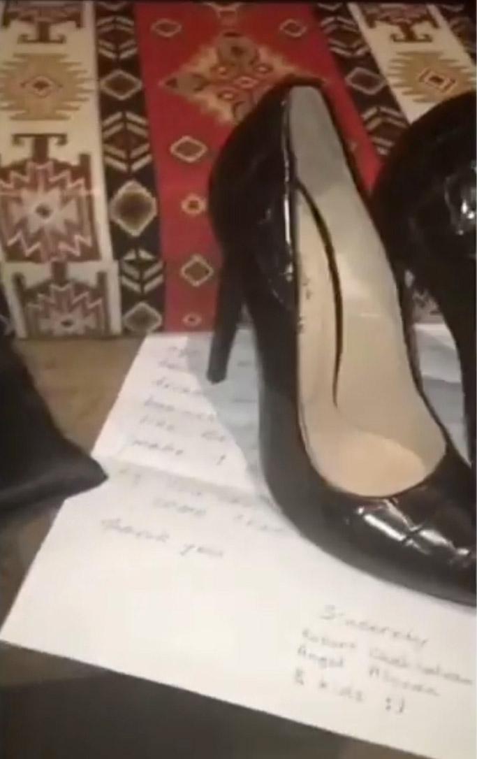 kim kardashian, armenian, shoes, snapchat