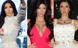 Kim Kardashian, Kim Kardashian West, wax