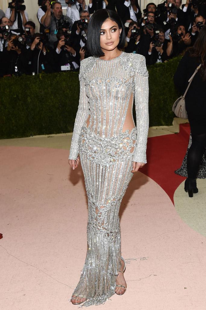 Kylie Jenner 2016 Met Gala