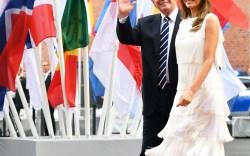 Melania Trump's G20 Summit Style