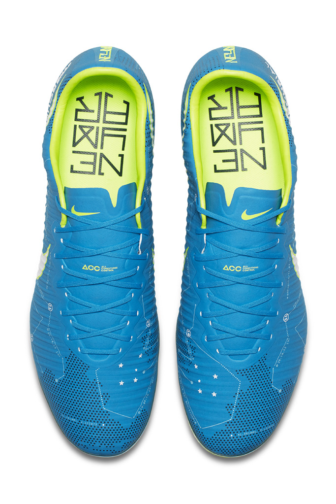"The ""Written in the Stars"" Nike Mercurial Vapor boots"