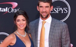 michael phelps, nicole johnson, espy awards,