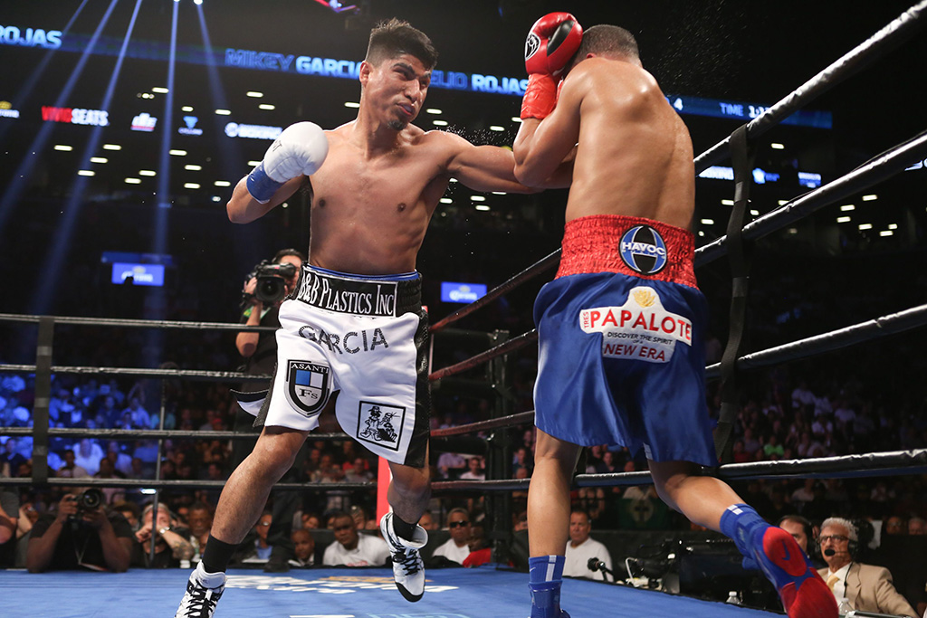 Boxing Star Mikey Garcia Will Wear