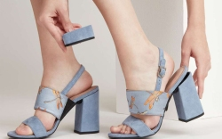 Mime et Moi, interchangeable heels