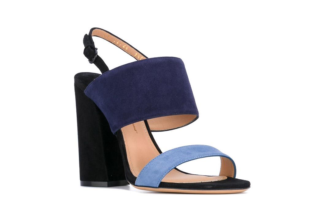Miranda Kerr, Ferragamo, sandals
