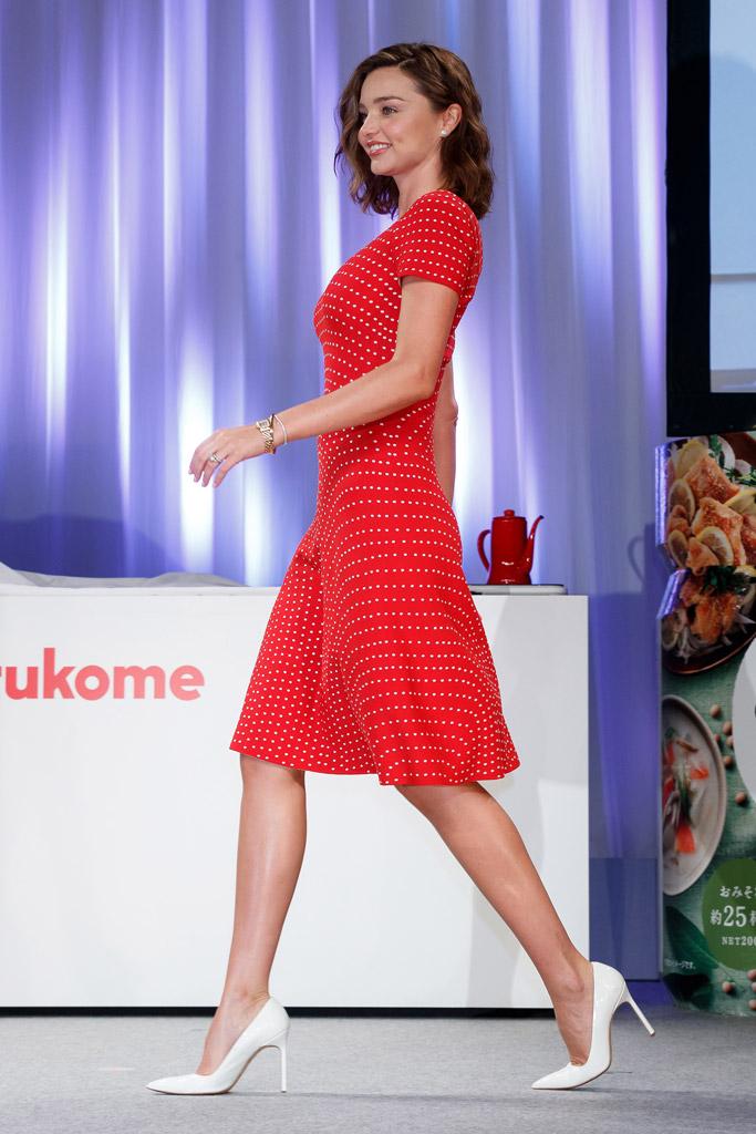 Miranda Kerr, Manolo Blahnik, Japan
