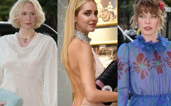 celebrities, miu miu, paris, haute couture
