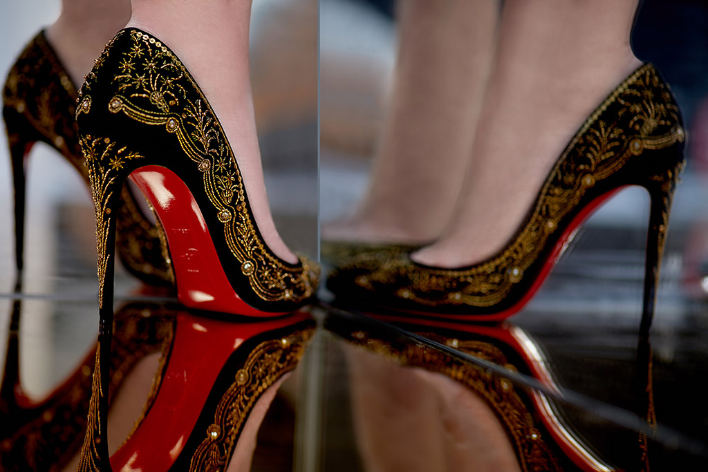 Christian Louboutin Claims Victory in