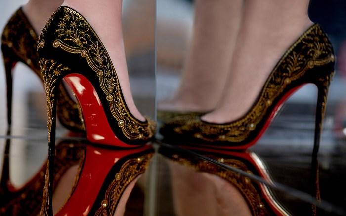 Christian Louboutin pumps heels
