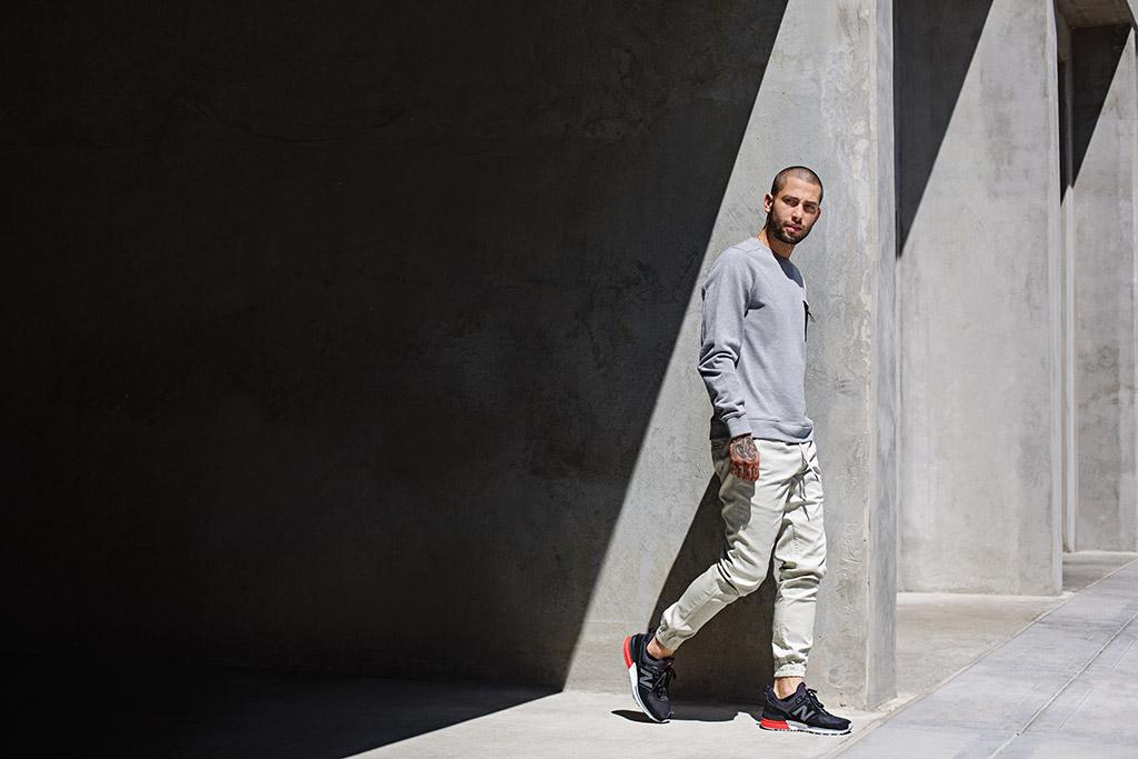 New Balance, 574 Sport, sneakers