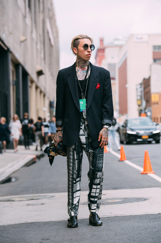The Best Street Style Shoes at New York