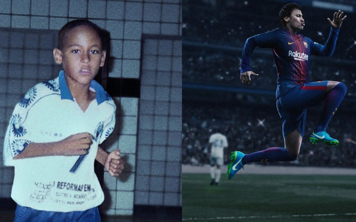Neymar Jr. Written in the Star Nike Mercurial Vapor boots