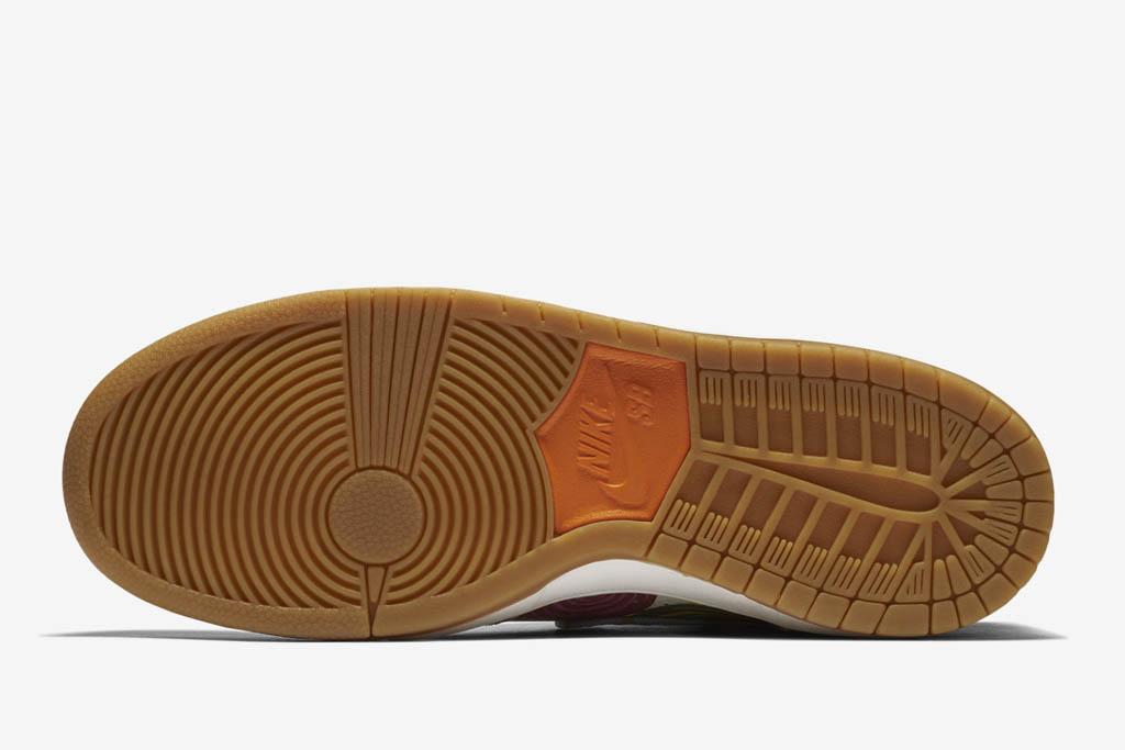 Thomas Campbell x Nike SB Dunk Hi