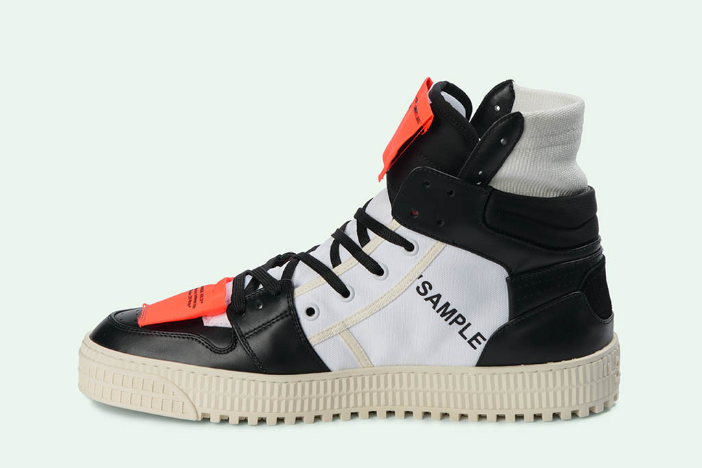 Off-White 3.0 Low Black