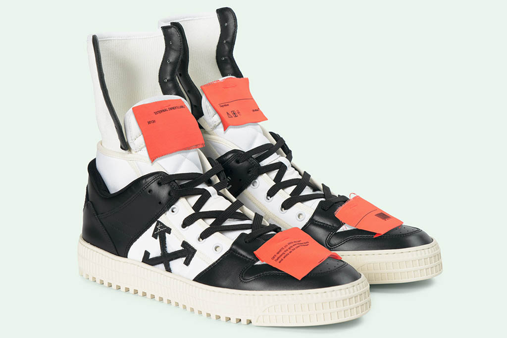 Off-White 3.0 High Black
