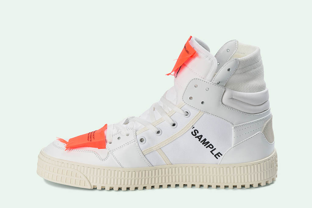 Off-White 3.0 Low White