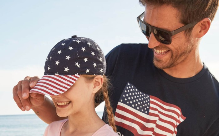 old navy, fourth of july, t-shirt, shirts, american flag