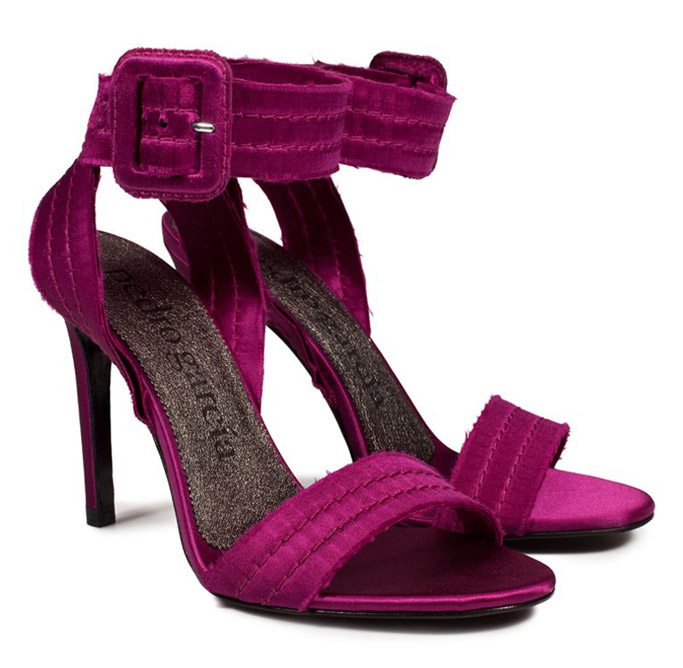 Pedro Garcia, catalina sandals