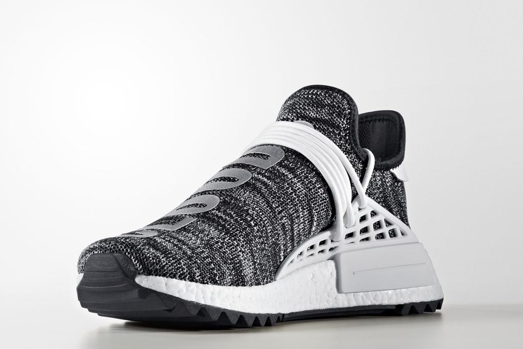 Pharrell Williams x Adidas Human Race NMD TR Core Black