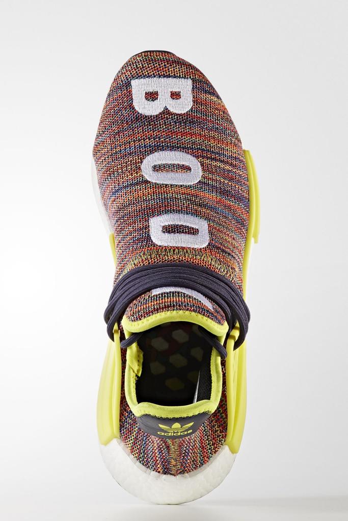 Pharrell Williams x Adidas Human Race NMD TR Noble Ink
