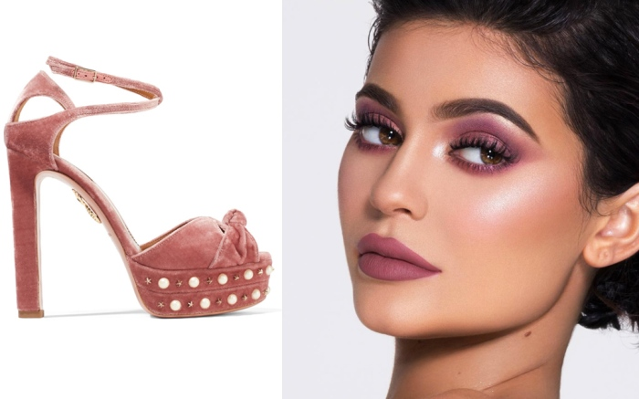 pink-shoes-makeup
