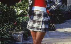 "Bella Hadid in ""Clueless""-Inspired Outfits"