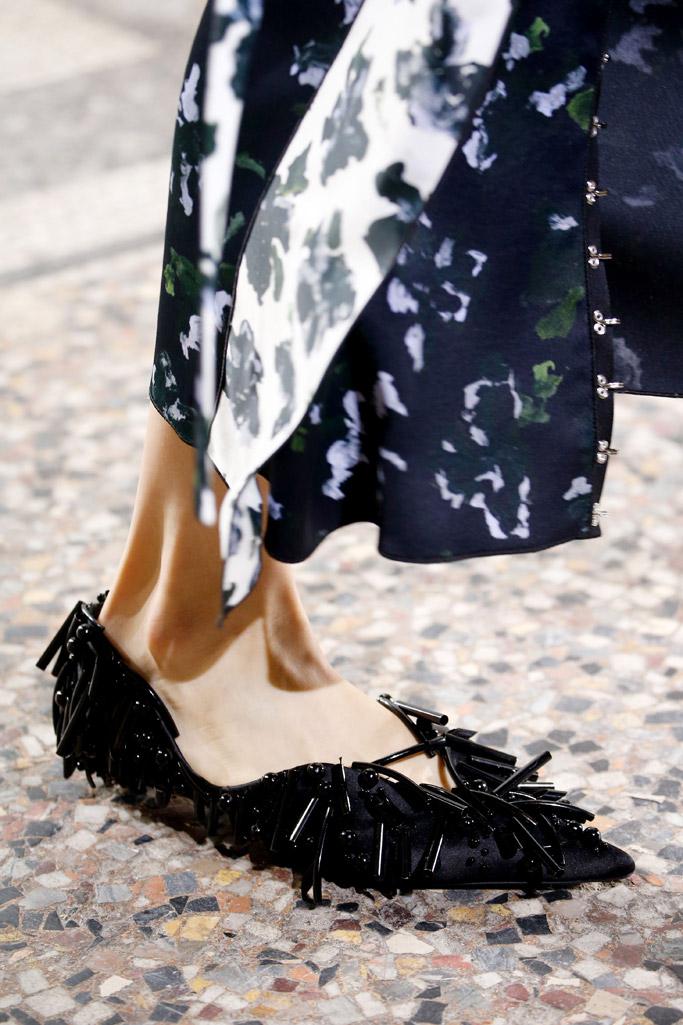 Proenza Schouler, haute couture fashion week, resort 2018, runway