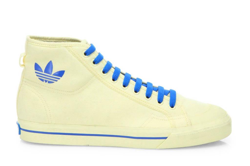 Raf Simons x Adidas Matrix Spirit High Top