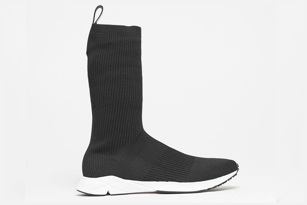 Reebok's Wild Knee-High Sock Shoes Are