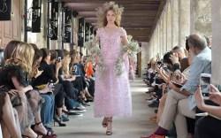 Rodarte: Spring 2018 Paris Haute Couture Fashion Week