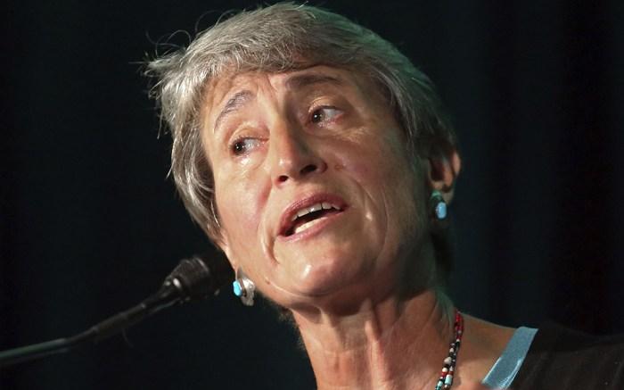 Sally Jewell Former U.S. Secretary of the Interior Outdoor Retailer