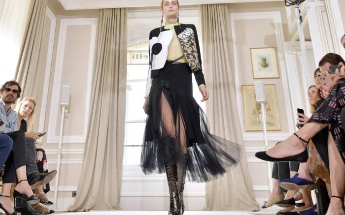 Schiaparelli, paris, fashion week, haute couture