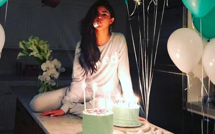 Selena Gomez' 25th Birthday