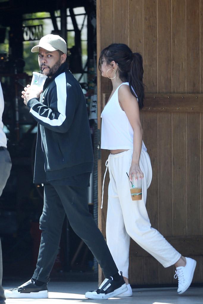Selena Gomez, The Weeknd, Puma Converse